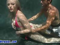 Jenna Ivory Underwater Fornicate - Sex Under Water