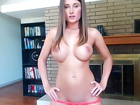 Hottest Homemade clip with Solo, Big Tits scenes