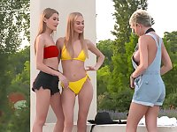 Subil Arch, Tiffany Tatum, Nancy Ace - Pure Neon The Ar - Subil arch